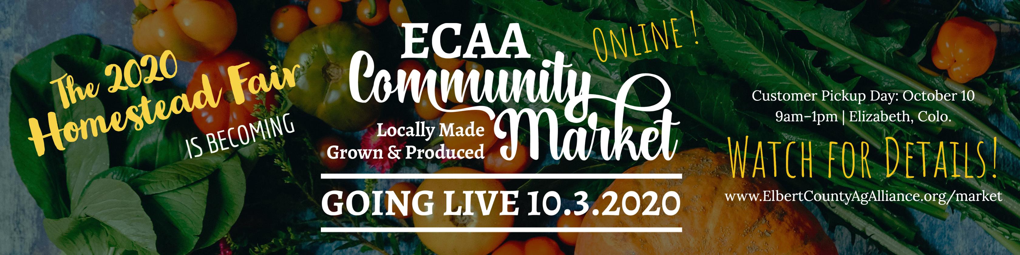 ECAA Community Market